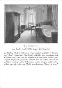 Schiller-Zimmer, Hotel Erbprinz Gasthaus Pension Weimar