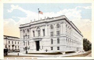 Connecticut Hartford New Municipal Building