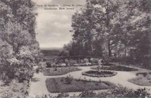 New Jersey Gladstone View Of Gardens Camp Saint  John Albertype