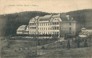 Czech Republic - Zemská Lecebna plicni v Pasece Posted 02.56