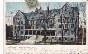 Canada Montreal Royal Victoria College