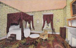 Tennessee Nashville Lafayettes Bedroom The Hermitage Home Of General Andrew J...