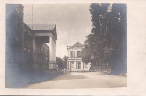 RPPC-Jamaica, W.I. -Government House, Spanish Town, Early 1900's