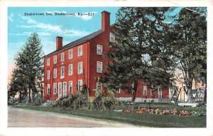 Shaker Postcards Old Vintage Antique Post Cards Inn Writing on back