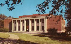 MS - State College. Mississippi State University, Mitchell Memorial Library
