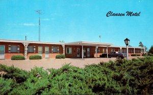 Kansas Dodge City The Clausen Motel