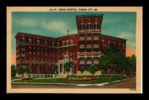 ST JOSEPH HOSPITAL KANSAS CITY MISSOURI