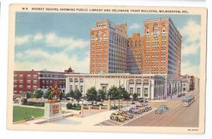 Rodney Square Library Delaware Trust Wilmington DE 1945 Curt