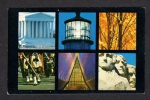 CT Tauck Tours WESTPORT CONNECTICUT Ad Postcard PC