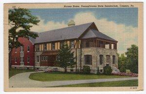 Cresson, Pa, Nurses Home, Pennsylvania State Sanatorium