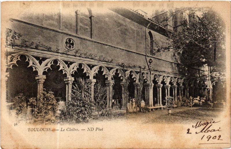 CPA TOULOUSE - Le Cloitre (582776)