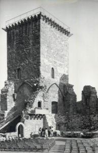 Hungary Miskolc-Diosgyor castle ruins