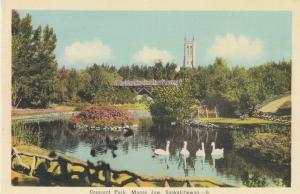 MOOSE JAW, Saskatchewan, 1930s ; Crescent Park