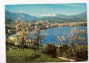Lugano-Paradiso, Panorama generale, Switzerland, used Postcard