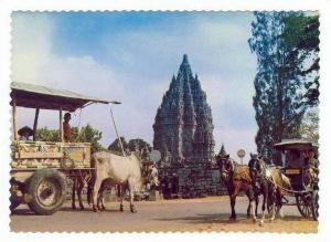 Prambanan Temple, Central Jawa, 1960s