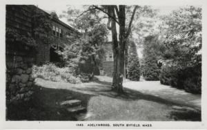 Adelynrood ~ South Byfield MA Massachusetts ~ RPPC Postcard