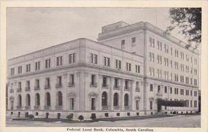 South Carolina Columbia Federal Land Bank