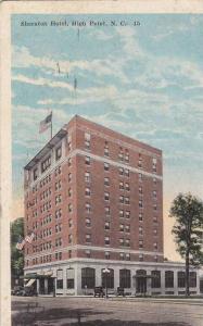 Sheraton Hotel, High Point, North Carolina, PU-1931