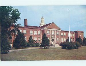 Unused Pre-1980 HIGH SCHOOL Dover Delaware DE L9814@