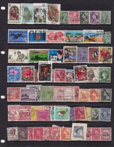 Africa Haiti South Afrrican Antigua Mauritius Stamp Bundle Job Lot