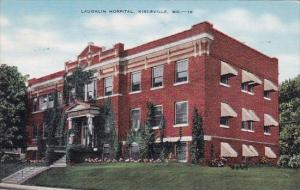 Laughlin Hospital Kirkville Missouri 1946