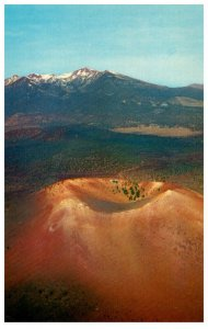 Arizona   Bird's Eye View Craters  Northern Arizona