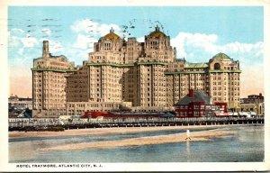 New Jersey Atlantic City Hotel Traymore 1916 Curteich