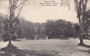 Massachusetts South Hadley Mount Holyoke College The Pageant Field Albertype