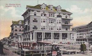 New Jersey Atlantic City Saint Charles Hotel