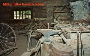 Miller Blacksmith Shop - New Salem State Park IL, Illinois
