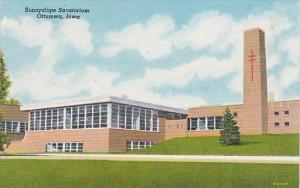 Iowa Ottumwa Sunnyslope Sanatorium