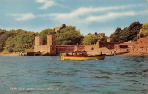 Brownsea Island, Poole Harbour, Boat