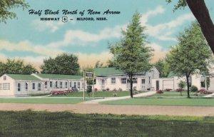 MILFORD, Nebraska, 1900-1910's; Phipps' Motel