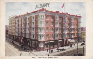 Albany Hotel , DENVER , Colorado , PU-1908