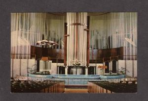 OK St Saint Lukes Luke's Methodist Church OKLAHOMA CITY