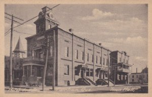 FARNHAM , Quebec , Canada , 1910-20s ;Hotel de Ville