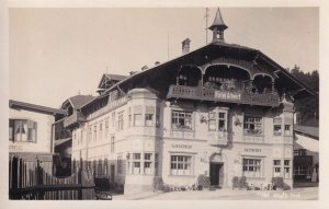Gasthof Altwirt Patscherkofl Seilbahn Austria 2x Old Postcard