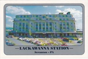 Pennsylvania Scranton Lackawanna Station Hotel
