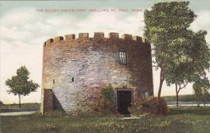 Minnesota Fort Snelling  Saint Paul The Round House