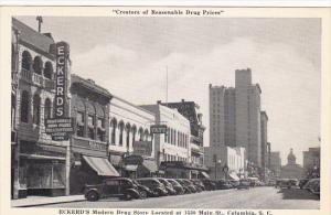 Eckerd's Modern Drug Store 1530 Main Street Columbia South Carolina