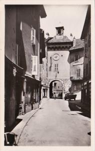 France Annecy Vieux quartiers La Porte Sainte-Claire Photo