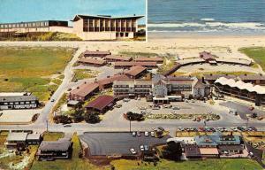 Gearhart Oregon By The Sea Birdseye View Vintage Postcard K57481