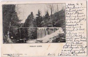 Pixley Glen, Afton NY