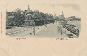 DRESDEN , Germany , 00-10s : Kgl. Belevere