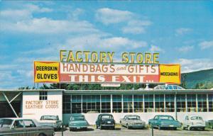 Factory Store, BRATTLEBORO, Vermont, 40-60's