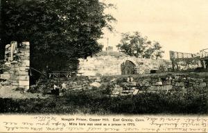 CT - East Granby. Newgate Prison, Copper Hill