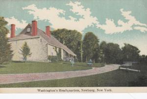 NEWBURG, New York, 1900-1910s; Washington's Headquarters