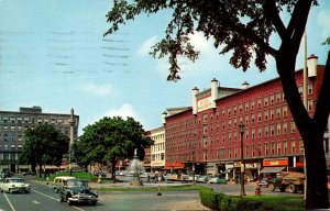 New York Watertown Public Square 1960