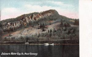 Delaware Water Gap, Mt. Tammany, PA, Early Postcard, Unused