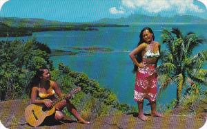 Fiji Suava Beautiful Girls On Point Venus